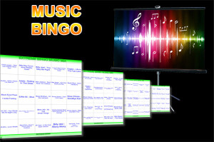 Cards-Music-Bingo