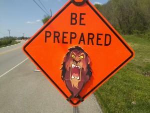 be-prepared