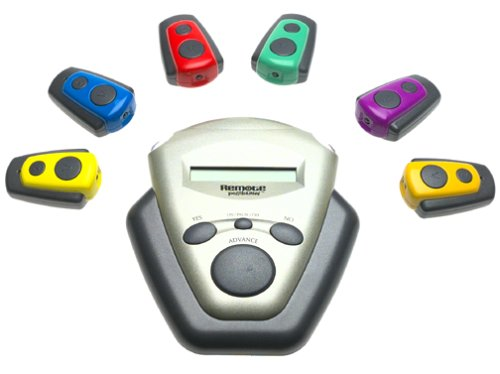 Remote possibilities game wireless buzzers quiz buzzer this remote possibilities game is like getting a game show in your own residence buzzers and all the host asks inquiries from a single of three solutioingenieria Images