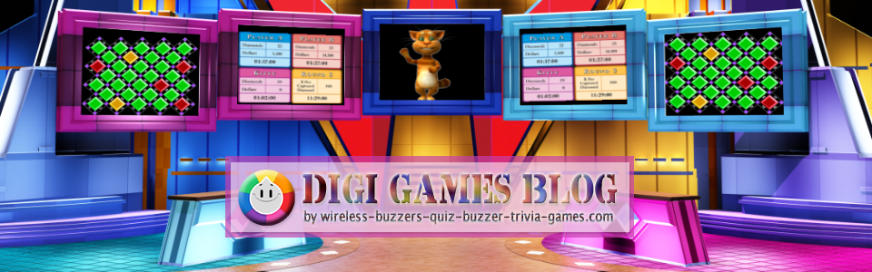 Wireless Buzzers, Quiz Buzzer, & Trivia Games