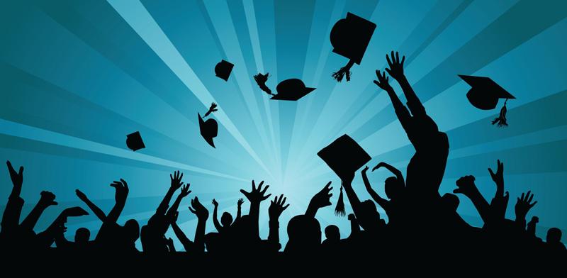 Graduation party trivia