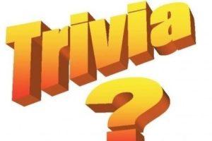 trivia topics